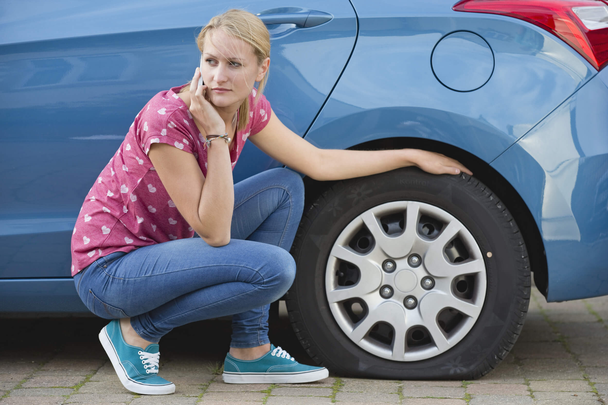 Emergency Tyre Services in Worthing