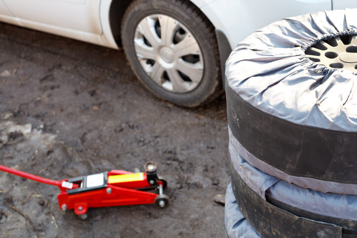 Mobile Tyre Fitting Worthing