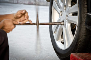 Mobile Tyre Fitting in Brighton