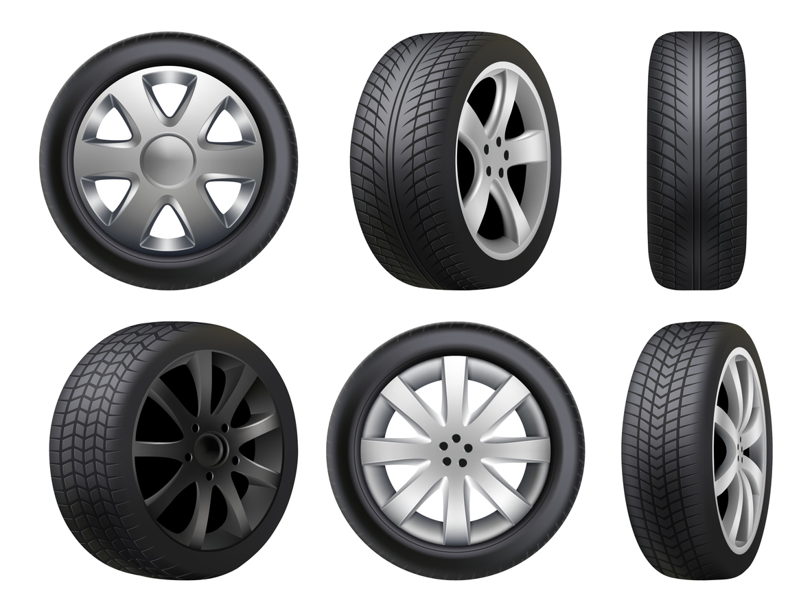 Mixing Car Tyres: Yes or No?